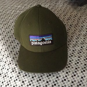 Army Green Patagonia Hat